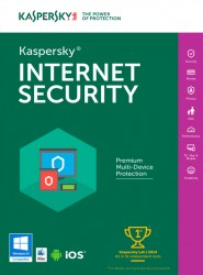 Kaspersky Internet Security Reinnoire 1 an 2 calculatoare