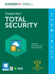 Kaspersky Total Security Reinnoire 1 an 2 calculatoare